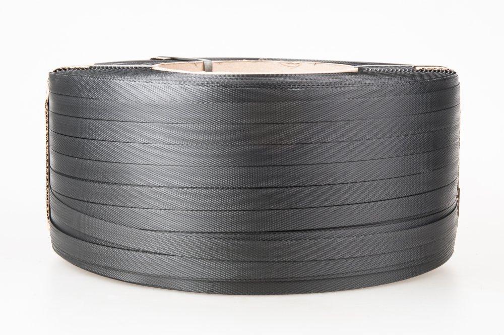 Купить Стреппинг лента полипропиленовая 19 х 0,1 черная