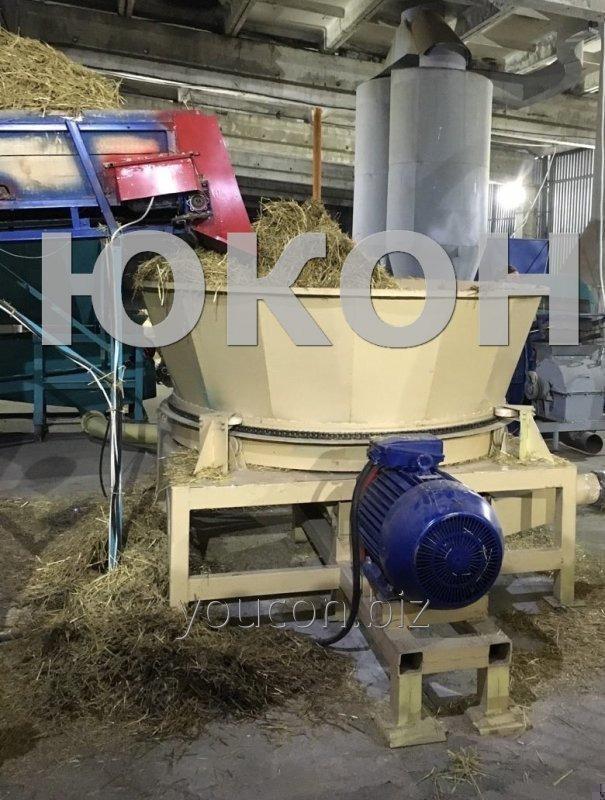 Измельчитель сена, соломы и других грубых кормов