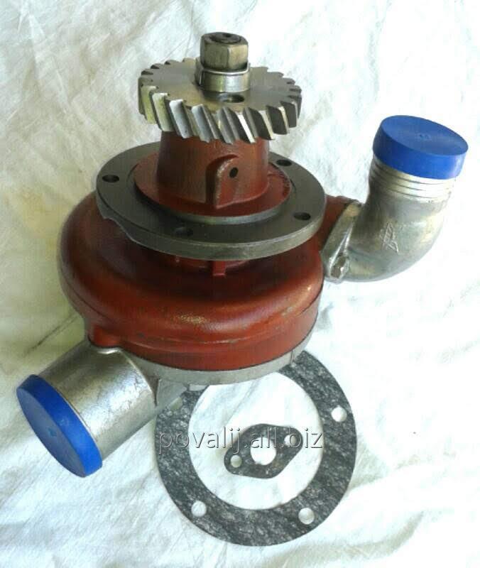 Купить Насос водяной (помпы) Т-130 (Д-160) со шкивом 16-08-140СП