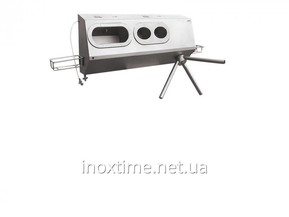 Санпропускник/станция гигиены с модулем мойки и дезинфекции рук SPG 1100