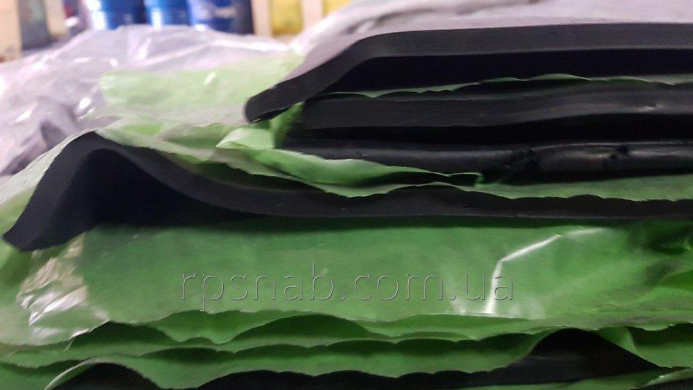 Сырая резиновая смесь ИРП -4161