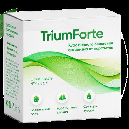 Αγορά TriumForte (TriumForte) - Κάψουλες παρασίτων