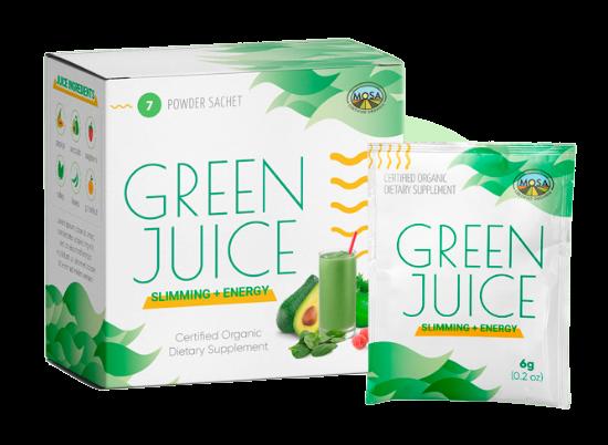 Buy Green Juice (Green Juice) - slimming capsules