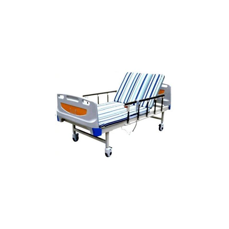 Кровать медицинская А-26P (2-секционная, электрическая) Биомед