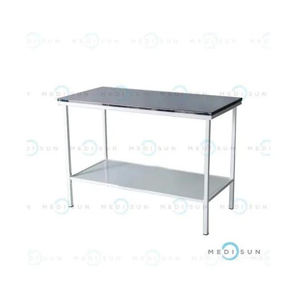 Стол для инструментов производственный медицинский СТ-ПР MEDNOVA