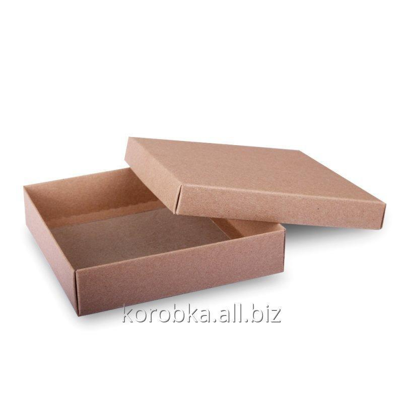 Buy Cardboard box 375h275h70 mm on request