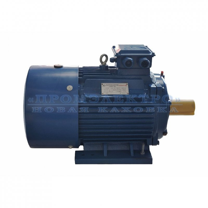 The AIR180M8 electric motor - 15kvt/750 rpm