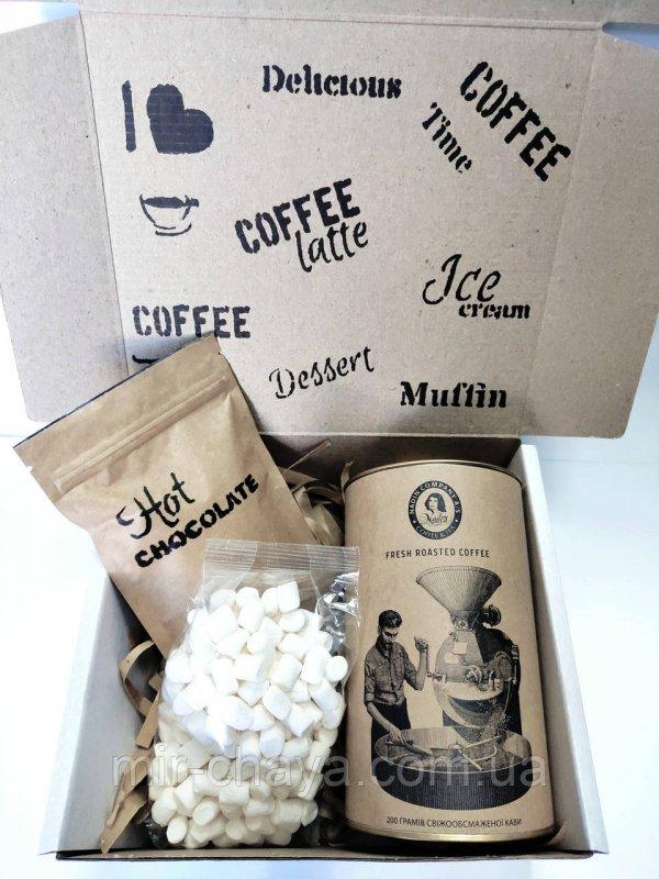 "Buy Coffee set ""Dessert COFFEE"" 400 g TM NADIN"