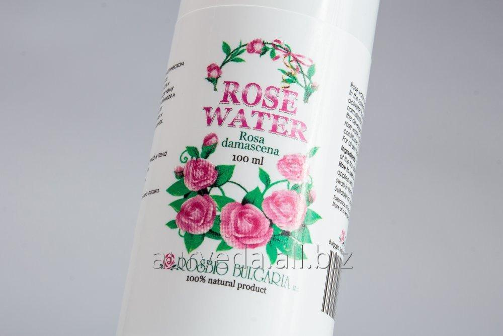 Buy The Bulgarian pink water of hydroarmour from the Damask rose of 500 ml