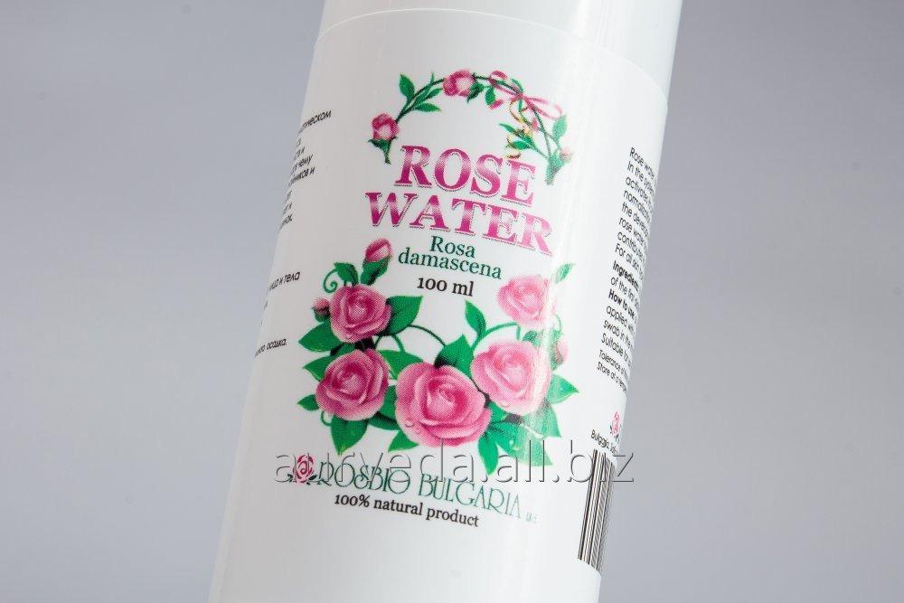 Купити Болгарська рожева вода гідропанцира з Дамаської троянди 500 мол