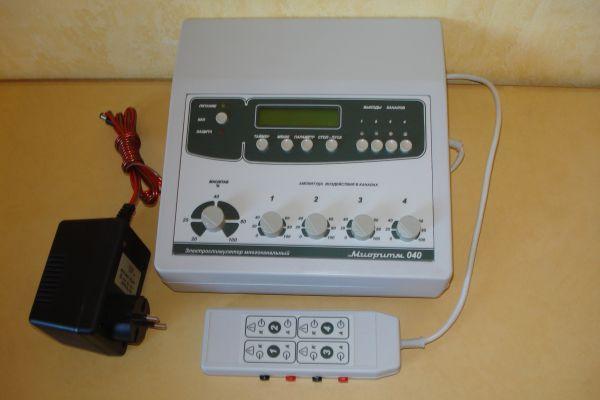 """[Copy] [Copy] Электростимулятор четырехканальный малогабаритный """"Миоритм 040"""""""