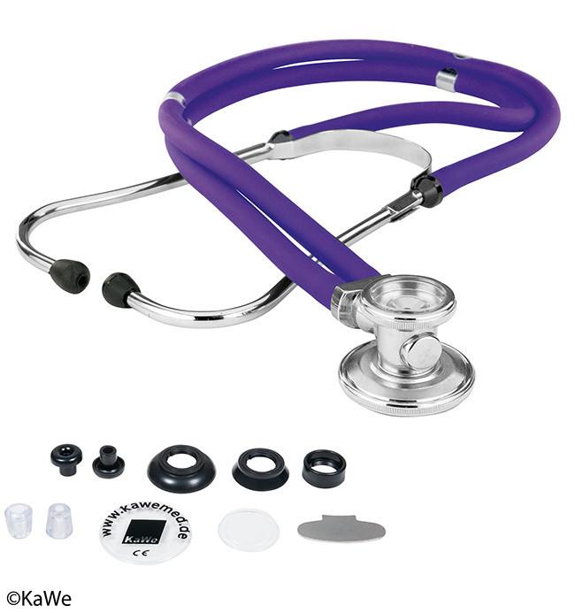 Стетоскоп Раппорт, фиолетовый KaWe
