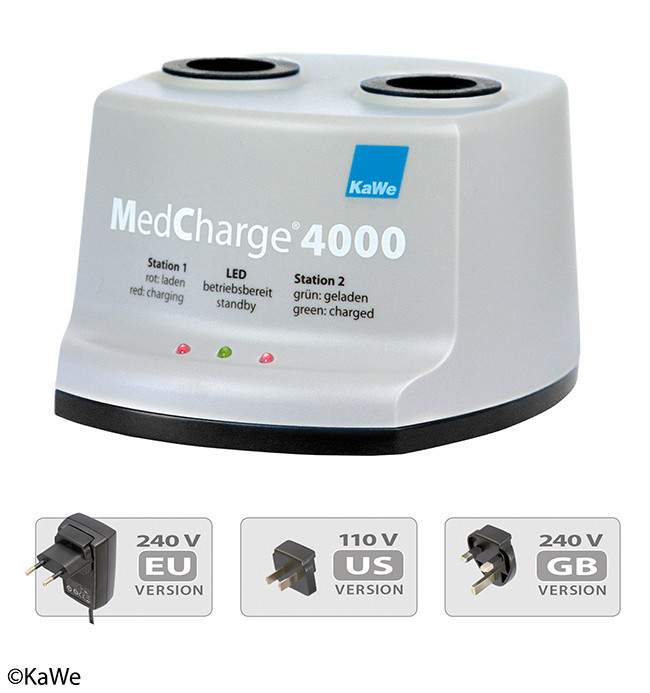 KaWe MедЧарж 4000, зарядное устройство