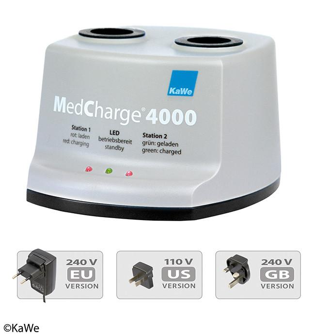 MедЧарж 4000, зарядное устройство KaWe