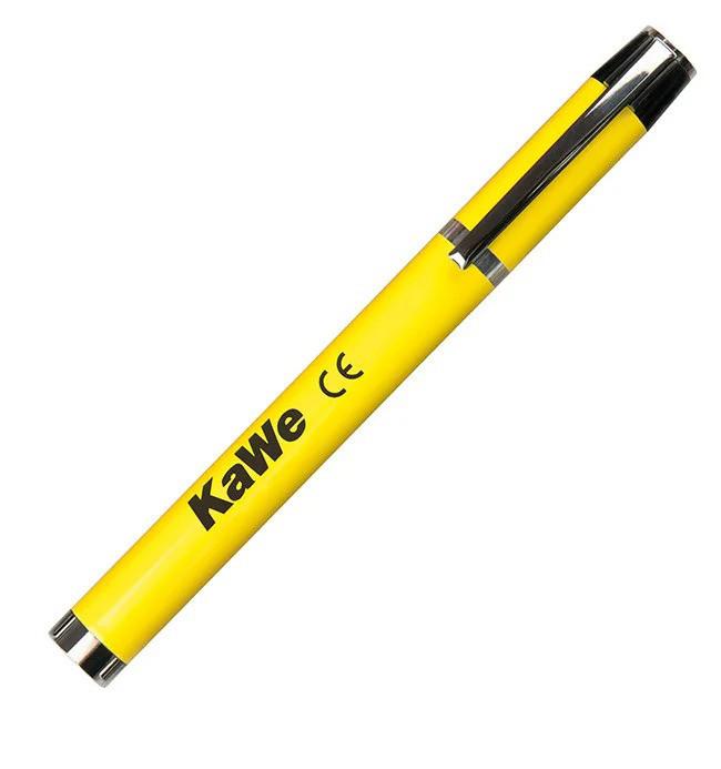 Купить Фонарик диагностический Клиплайт, жёлтый KaWe