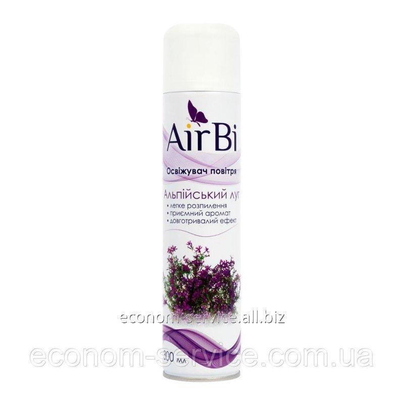 Купить Освежитель воздуха 0074 AirBi Альпійський луг 300 мл