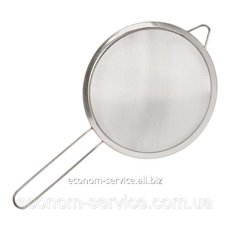 Купить Сито из нержавеющей стали (диаметр 20см)