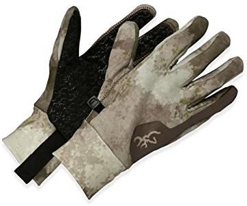 Перчатки для охоты демисезонные Browning Hell's Canyon Speed Backcountry Glove A-TACS