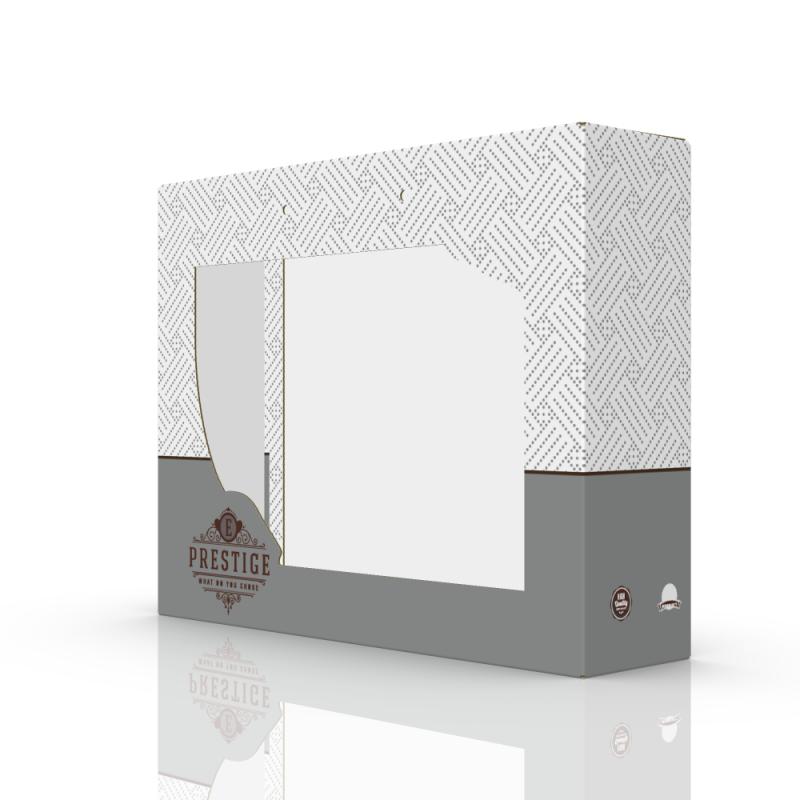 Купить Коробка для изделий хенд-мейд 355х90х275 мм.