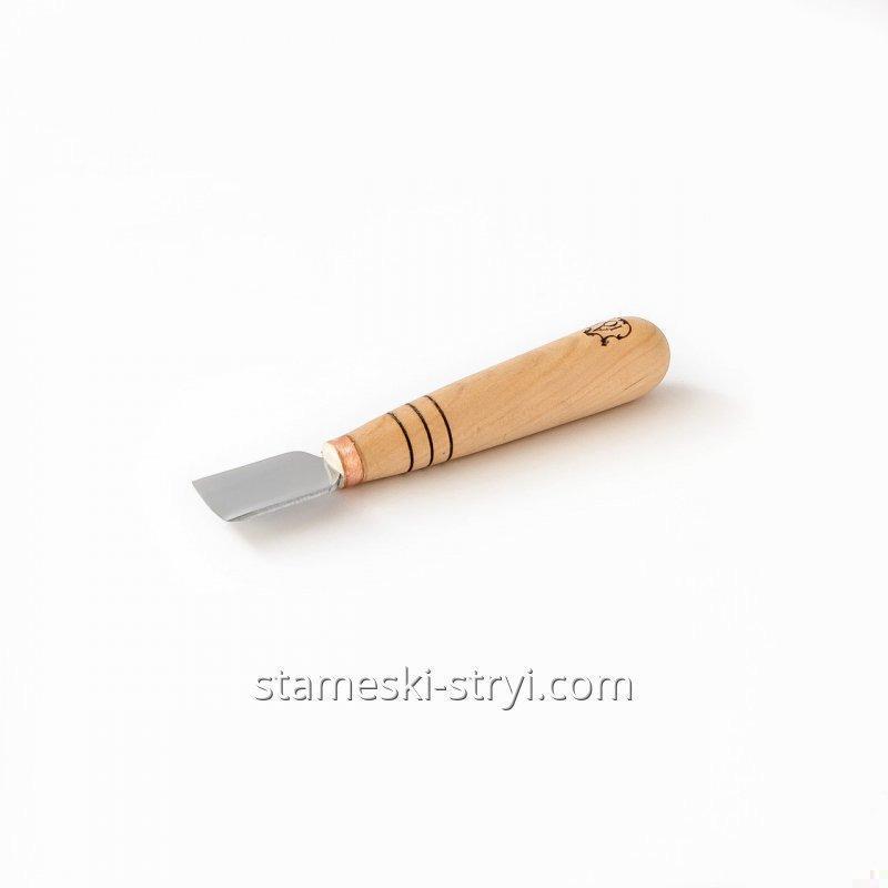 Отлогий ровный коротыш STRYI  25 мм, арт.390525