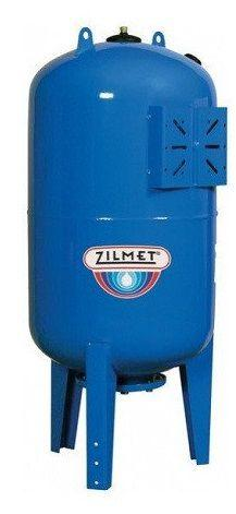 Гидроаккумулятор 60л Zilmet ultra-pro 10 bar вертикальный
