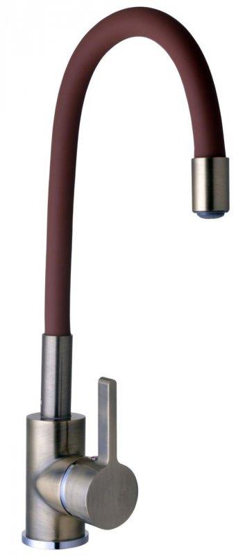 Смеситель кухонный Domino DLR2-203 LR-BRONZE-BROWN