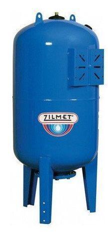 Гидроаккумулятор 80л Zilmet ultra-pro 10 bar вертикальный