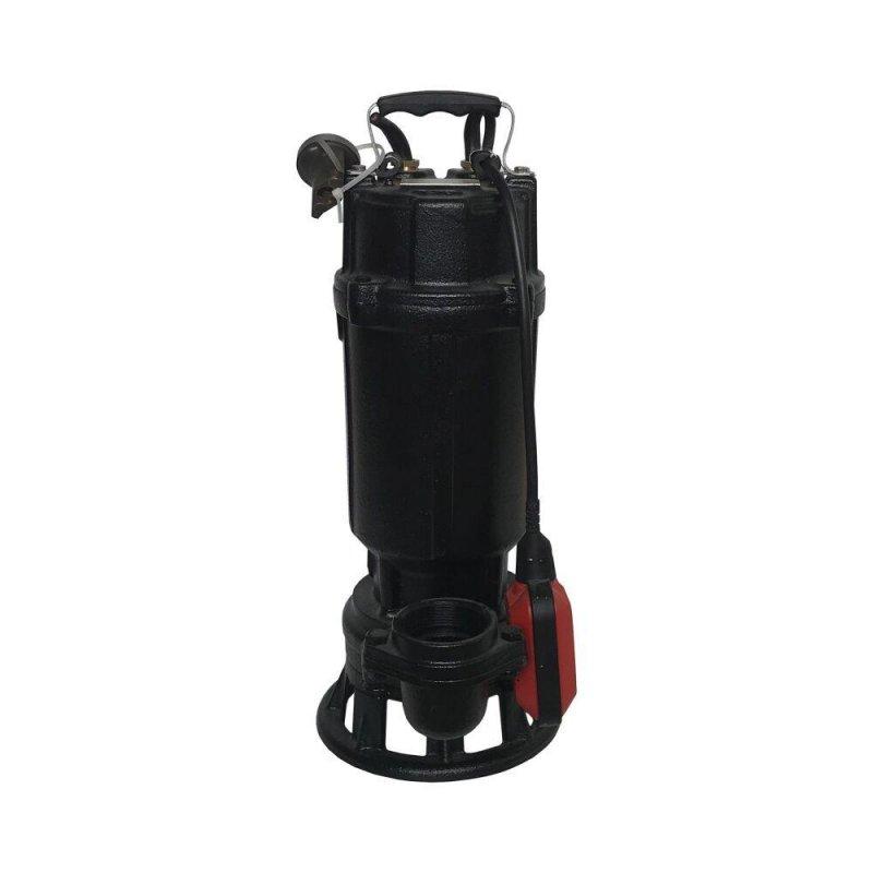 Насос фекальный с режущим механизмом Volks pumpe WQ15-14G 1.5кВт
