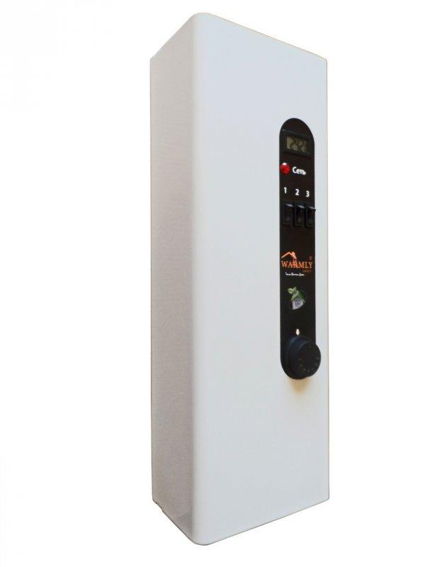 Котел электрический Warmly CLASSIK 4,5 кВт 220/380 В (на симисторах)
