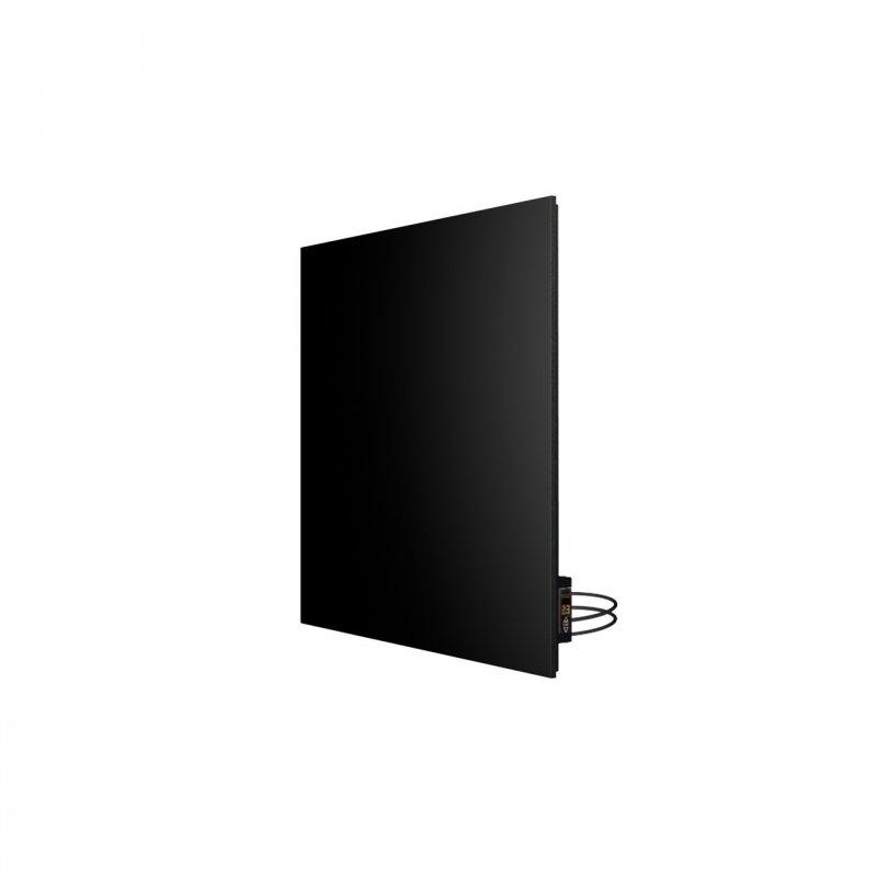 Керамический инфракрасный панельный обогреватель Теплокерамик TC400M 400Вт (Чёрный)