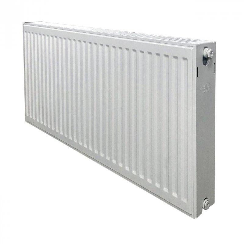 Радиатор стальной панельный 22 тип ниж. 600х700 ТМ 'KALDE' 1846 Вт