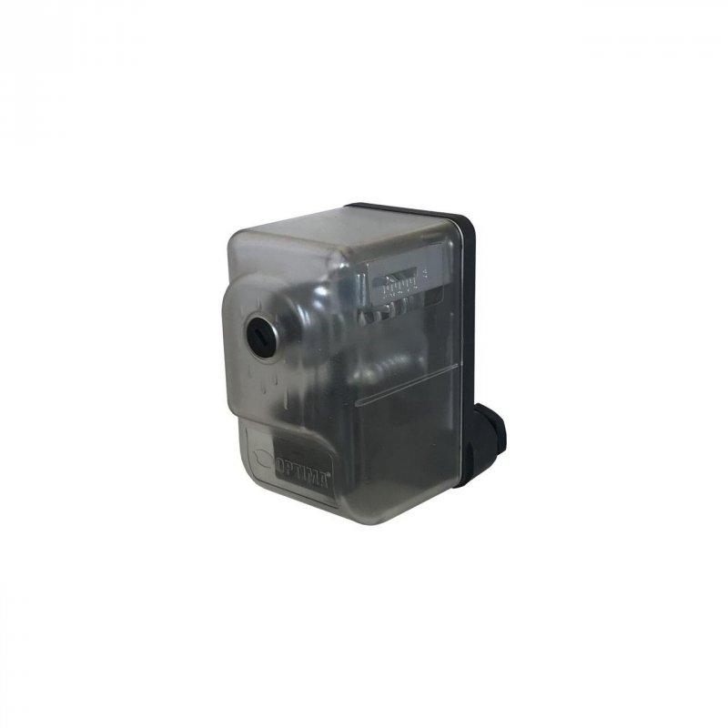 Реле давления Optima PM-5.2 в прозрачном корпусе и механического типа