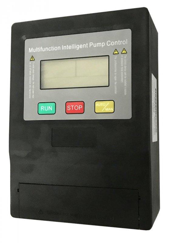 Пульт управления для глубинного 3-х фазного насоса Optima 3 кВт, 4 кВт