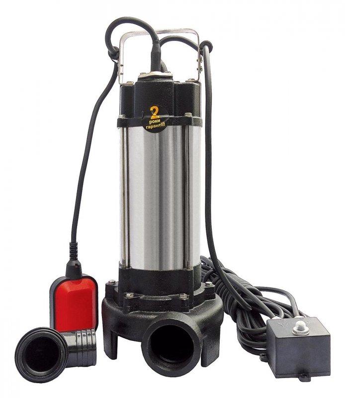 Насос фекальный с режущим механизмом Optima V1300 DF 1.3 кВт