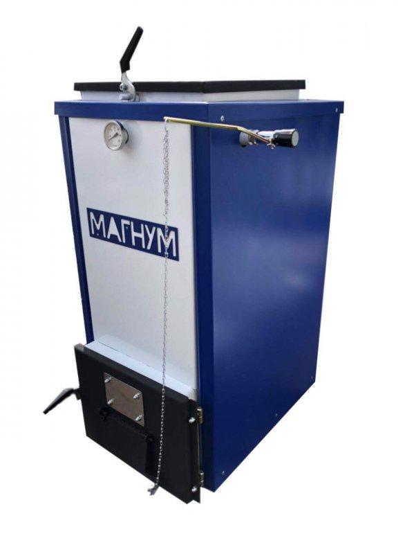 Шахтный котел Холмова Магнум 15 кВт. Длительного горения!