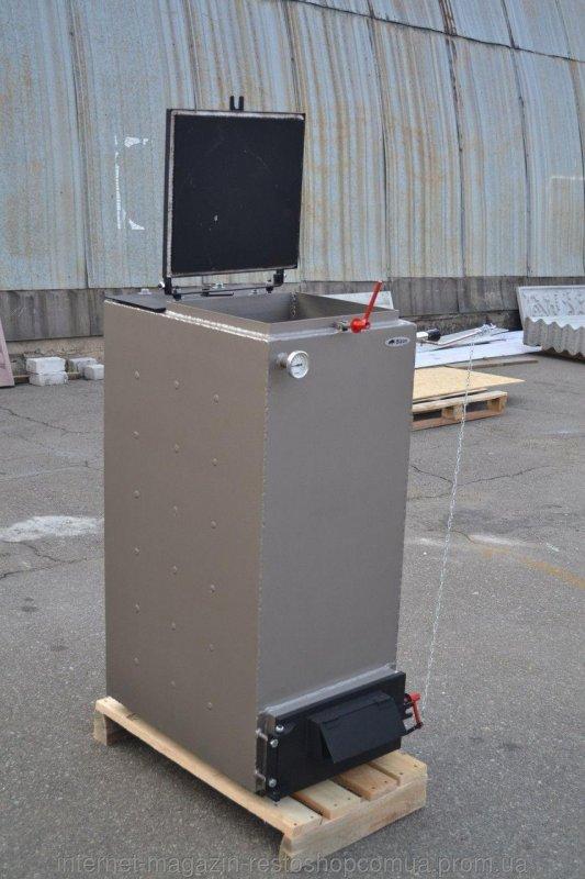 Котел Холмова Bizon FS-Eco - 10 кВт. Длительного горения!