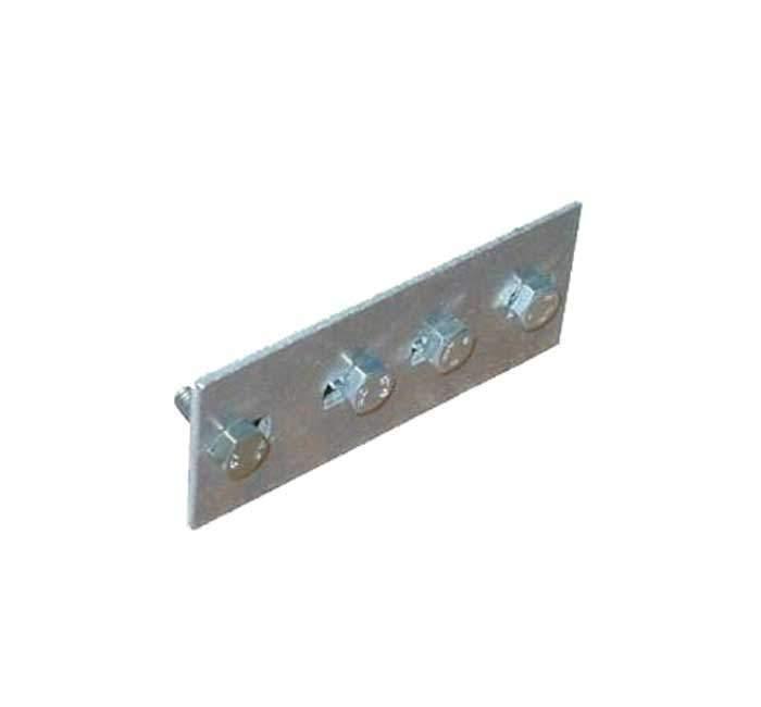 Купить Соединительная планка (пара) к лестнице для чистки дымовых труб из алюминия KRAUSE