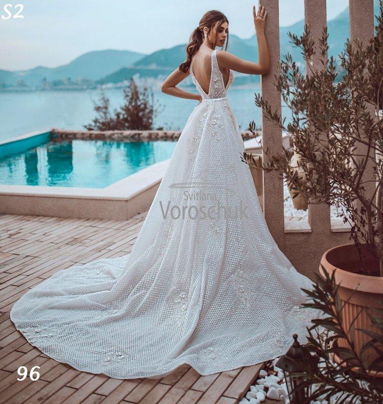 Wedding dress, model 96