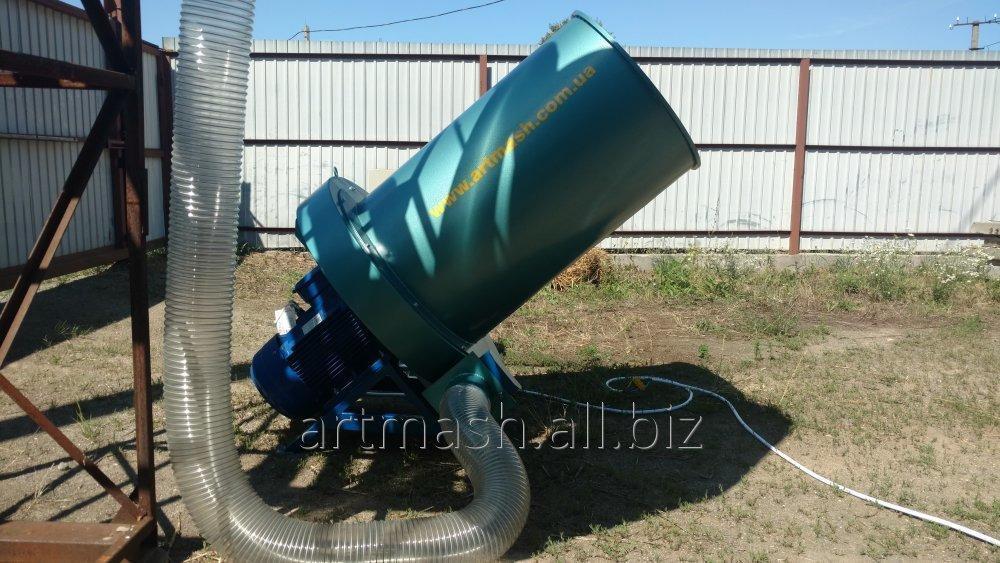 Buy Flowing hay industrial 380, 18.5 kW (senorezka, senoizmelchitel, senodrobilka)
