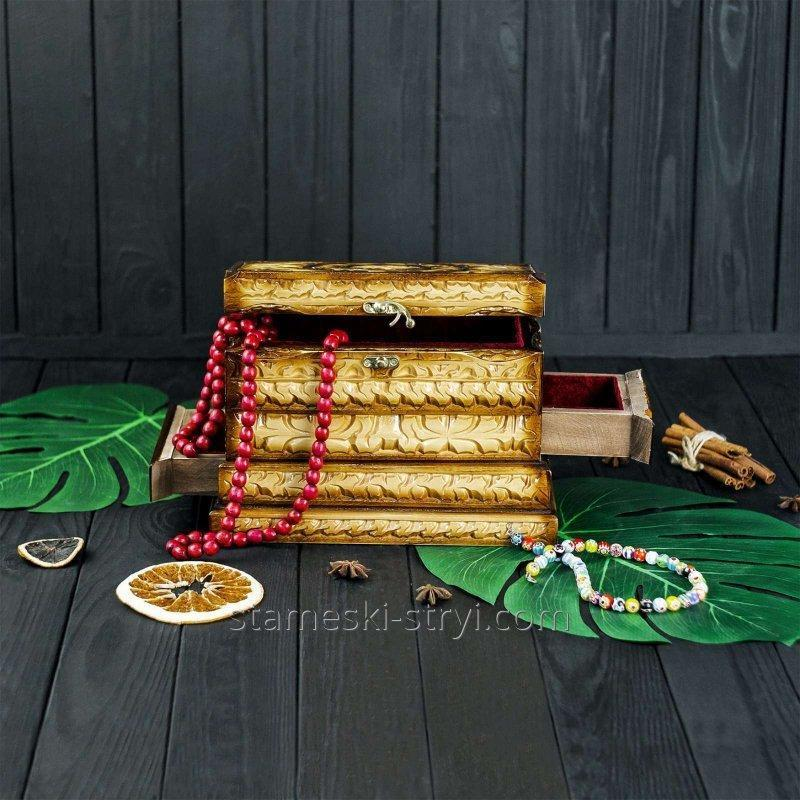 Buy Casket with handmade secret art. SH-01