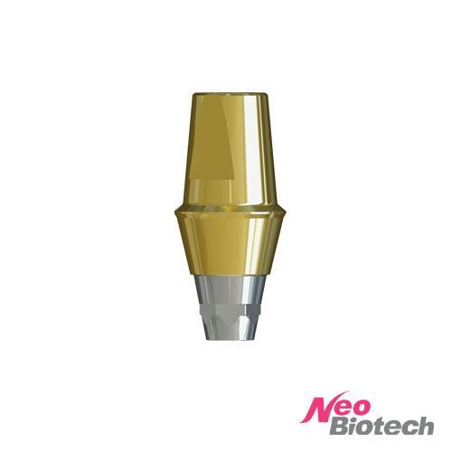 Абатмент цементирующий IS SCRP, d = 4.5 х h = 1,0 х L = 4.0 Neobiotech