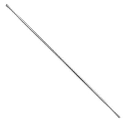 Купить Зонд пуговичный односторонний с ушком, 14,5 см, диаметр 1 мм, J-23-020
