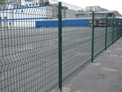 Buy Fence in PVH a covering