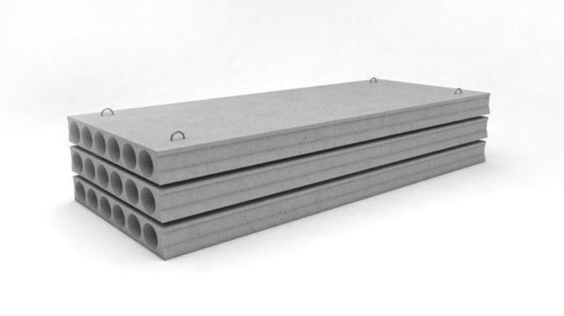 Купить Железобетонная панель перекрытия ПК 66.12-8