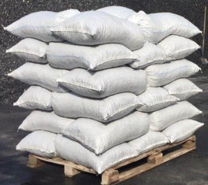 Уголь фасованный (40 кг)
