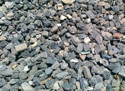 Дробленный бетон фракции 0*80