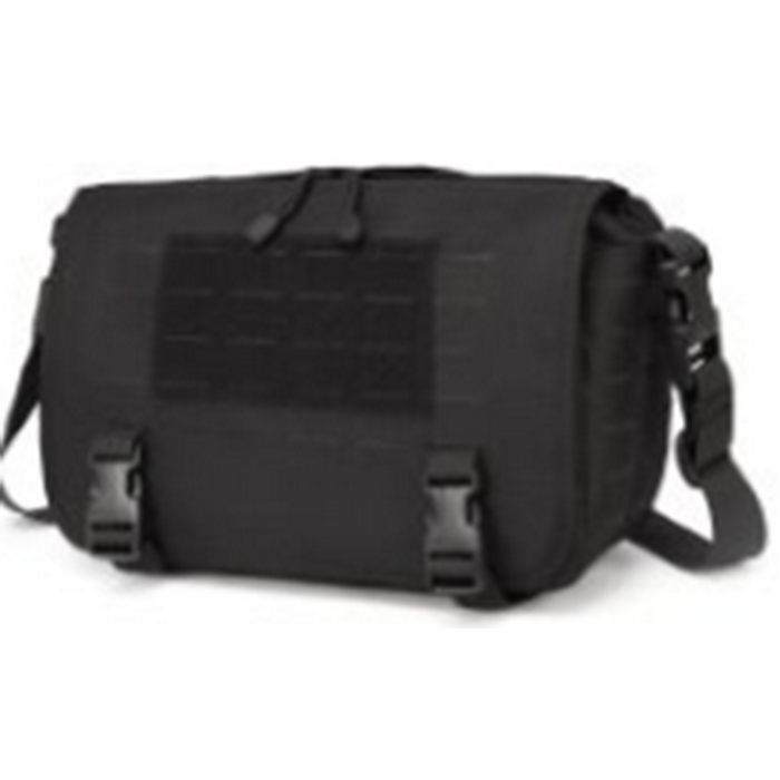 Купить Сумка через плечо для ноутбка True Guard Laser Cut с MOLLE черная
