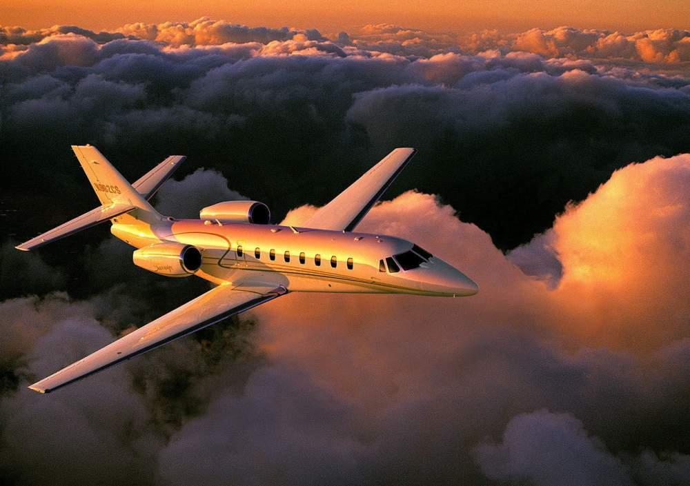 Чартерный рейс Киев Cessna Citation Sovereign