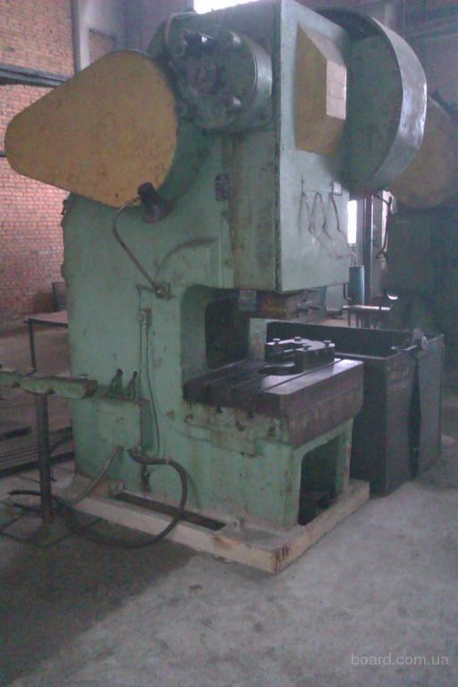 Пресс для ударной экструзии и спекания металла