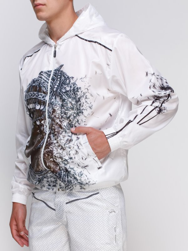 Купить Куртка летняя Geronimo 1717v3 L 17171/белый (3800205831082)